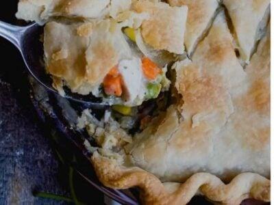 Chicken Pot Pie Quick & Easy