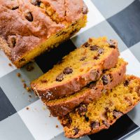 Chocolate Chip Pumpkin Bread | simplykierste.com
