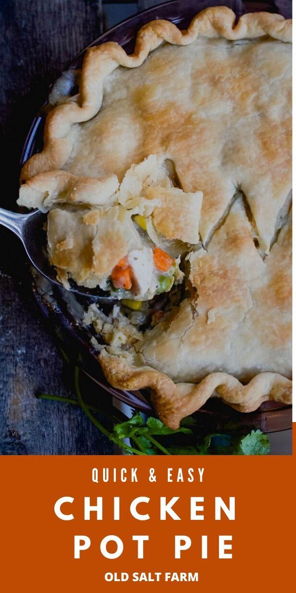 Chicen Pot Pie