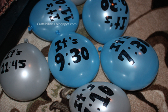 New Year's Eve Countdown Balloons | oldsaltfarm.com