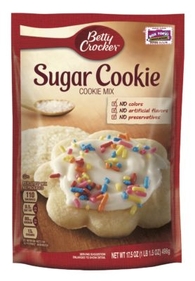 Betty Crocker Sugar Cookies | simplykierste.com