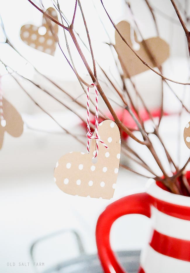 Valentine Tree Valentine's Day Decor