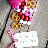 Cupid Crunch Trail Mix