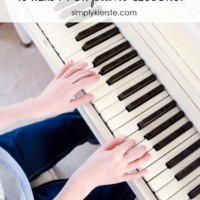 How do you know if your child is ready for piano lessons?