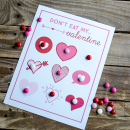 Don't Eat My Valentine | Valentine's Day Game for Kids| simplykierste.com
