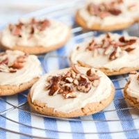 Irresistible Praline Cookies