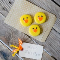 Easy & Adorable Oreo Chicks