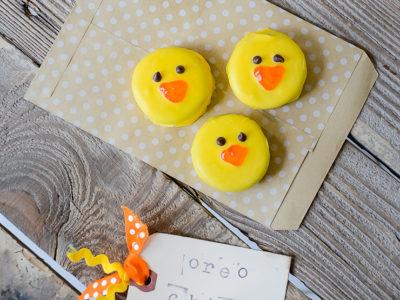 Easy & Adorable Oreo Chicks | simplykierste.com