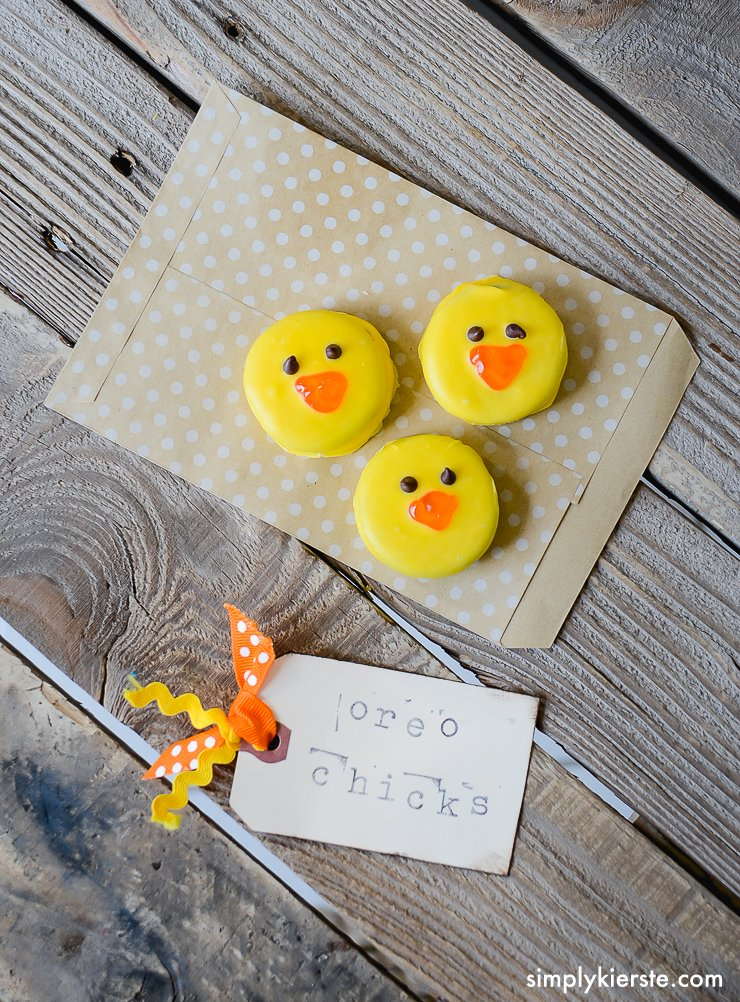 Easy & Adorable Oreo Chicks | simplykierste.com