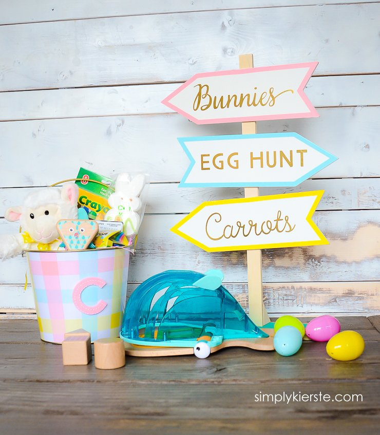 20 Easter Basket Ideas for Babies & Toddlers | simplykierste.com