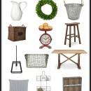 Farmhouse Style at Target | simplykierste.com