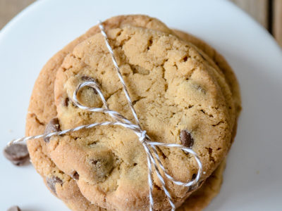 The BEST Peanut Butter Chocolate Chip Cookies | simplykierste.com