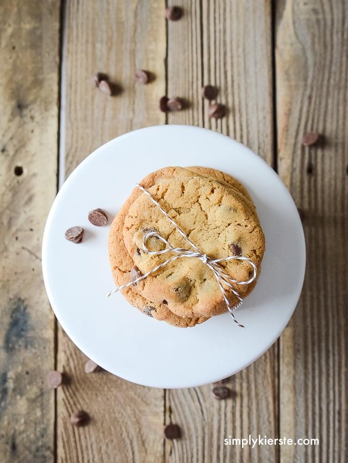 The BEST Peanut Butter Chocolate Chip Cookies | oldsaltfarm.com