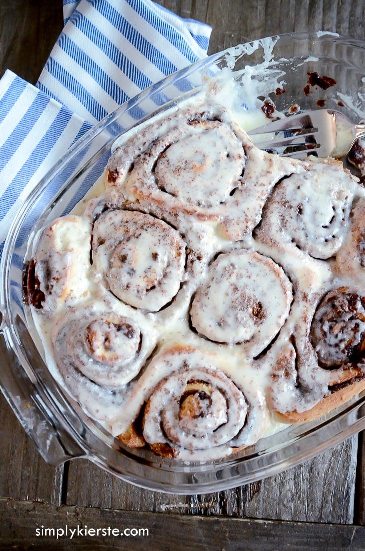 Easy Cinnamon Rolls | simplykierste.com