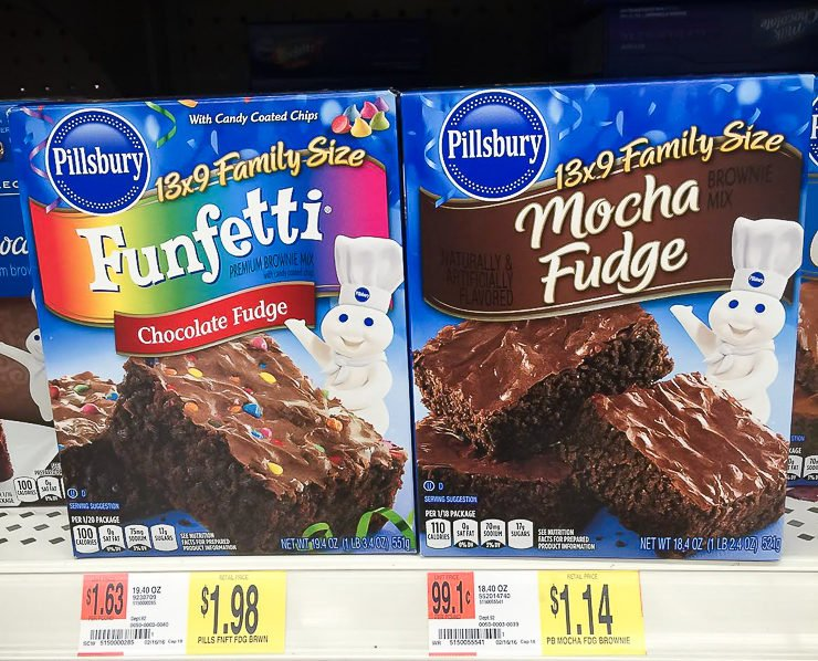 Chocolate Brownie Trifle in a Jar | oldsaltfarm.com