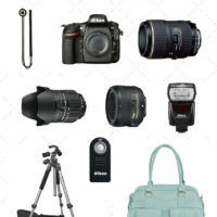 What's in My Camera Bag? + Tips for Beginning Photographers