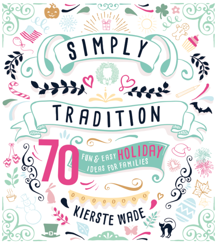 My Book: Simply Tradition
