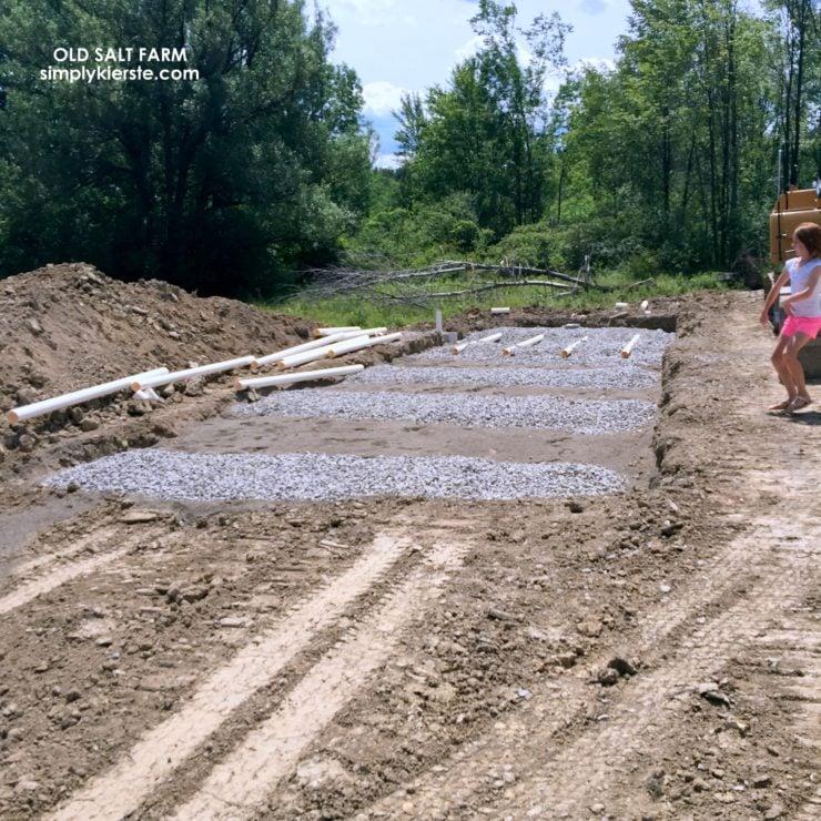 Building Old Salt Farm: Month Three Update   oldsaltfarm.com