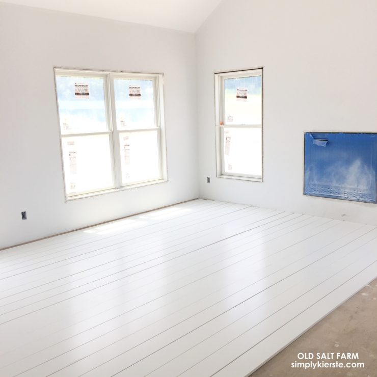 Building Old Salt Farm: Month Three Update | simplykierste.com