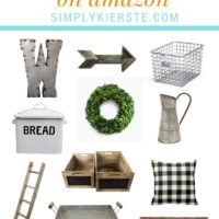 The Best Farmhouse Finds on Amazon!