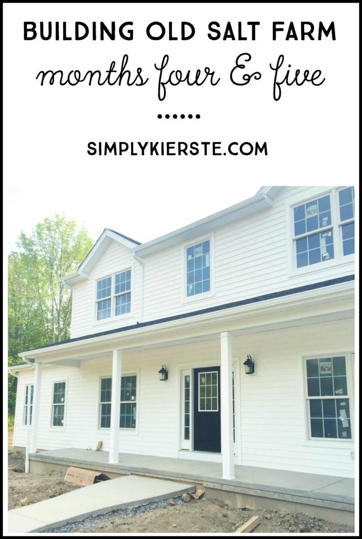 Building Old Salt Farm | simplykierste.com