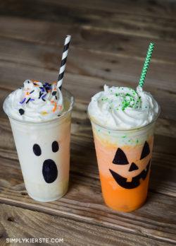 Spooky Halloween Floats | simplykierste.com