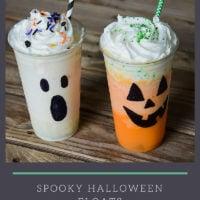 Spooky Halloween Floats