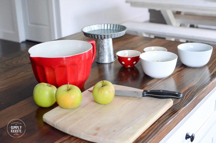 Caramel Apple Slices | simply kierste.com