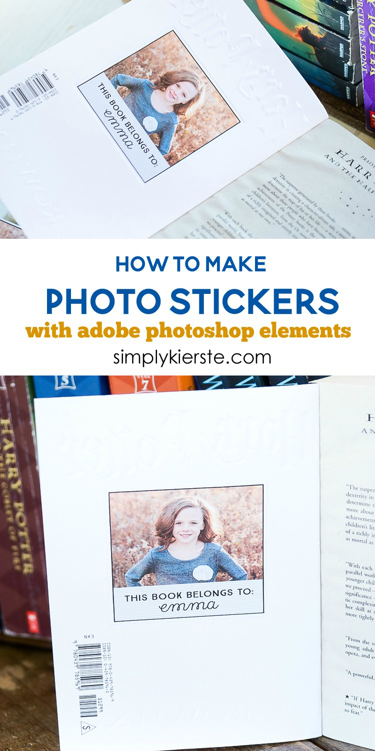 How to make photo stickers with adobe photoshop elements simply how to make photo stickers with adobe photoshop elements baditri Images