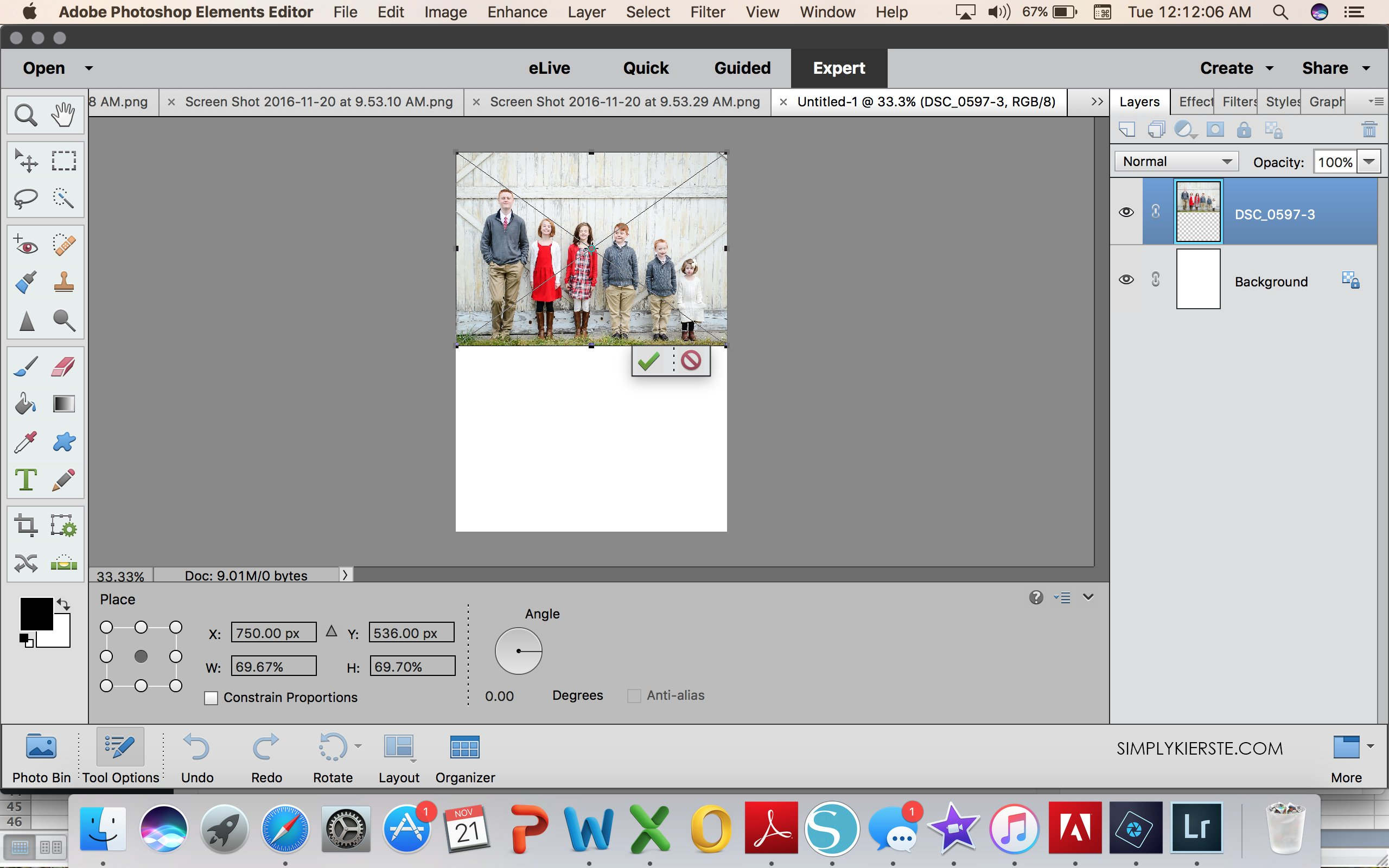 how to make your own christmas card in 10 minutes or less simply kierste - Create Your Own Christmas Card