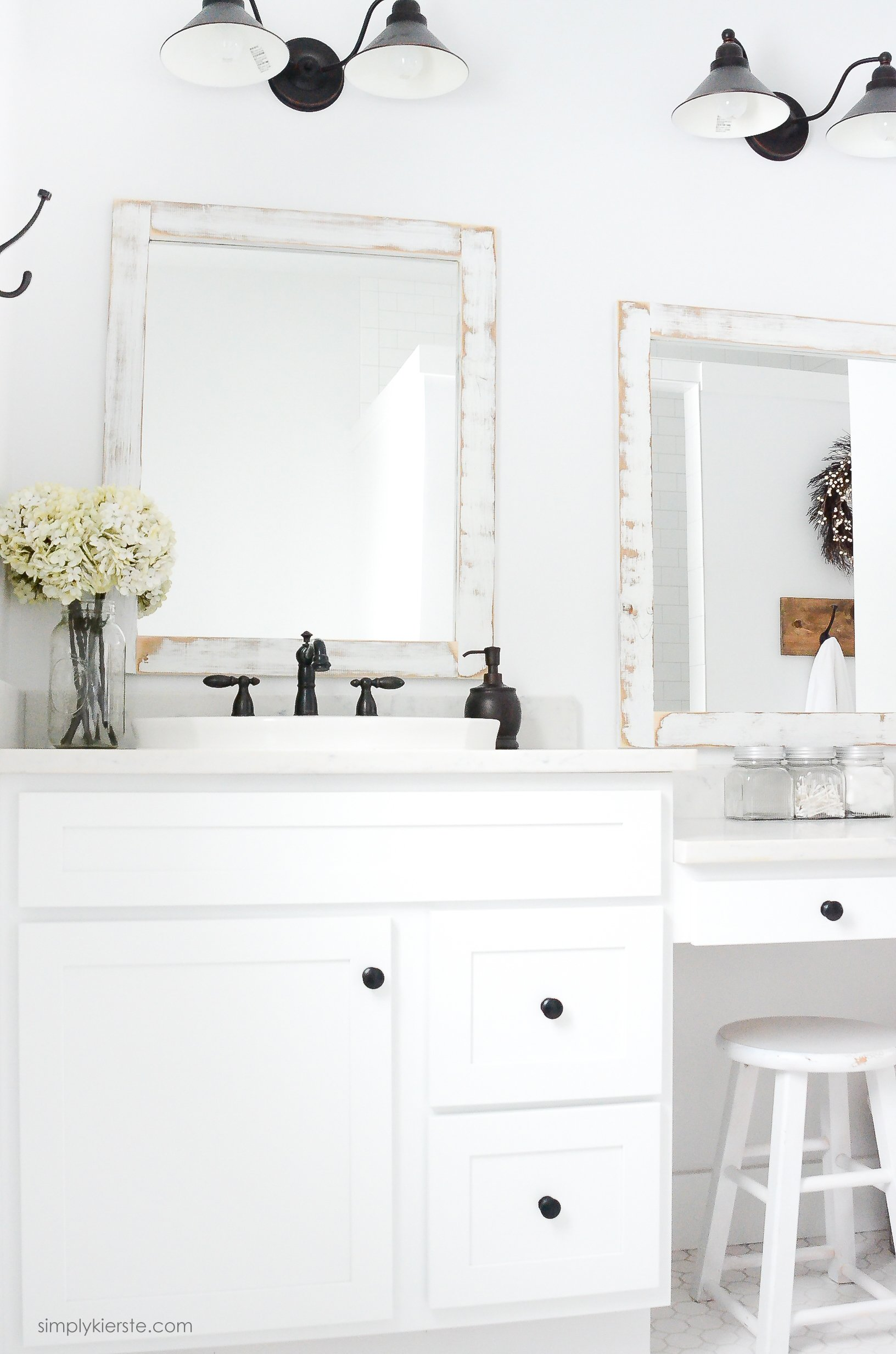 Bathroom Mirrors Farmhouse farmhouse bathroom mirrors – laptoptablets