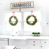 Old Salt Farm Christmas Home Tour | simplykierste.com