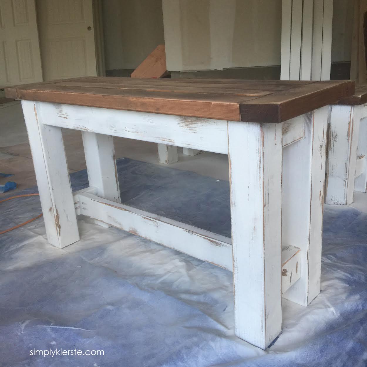 Marvelous Diy Kitchen Benches Budget Kitchen Ideas Farmhouse Style Beatyapartments Chair Design Images Beatyapartmentscom