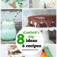 8 Adorable St. Patrick's Day Ideas & Recipes | simply kierste.com