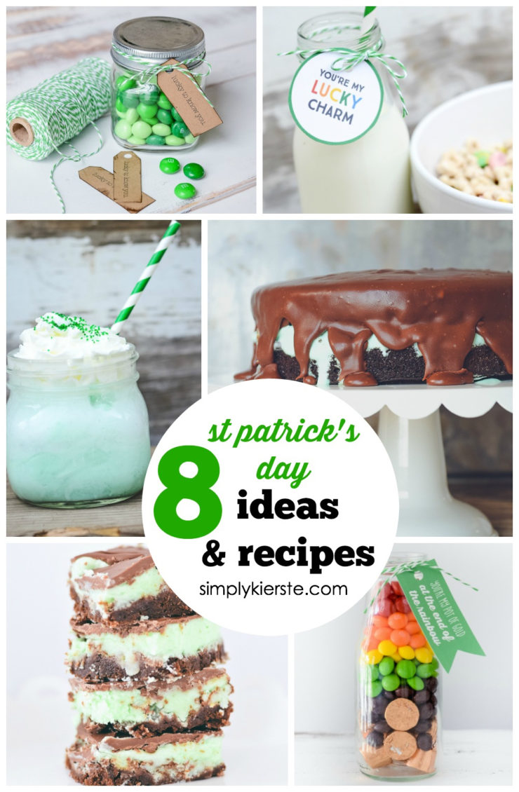8 Adorable St. Patrick's Day Ideas & Recipes   simply kierste.com