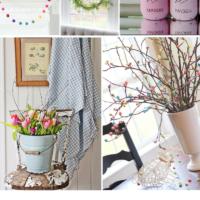 Simple & Adorable Spring Decor Ideas | simplykierste.com