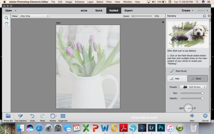DIY Spring Flower Note Cards   simply kierste.com