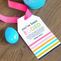 You've Been Egged! {Easter Service Activity}