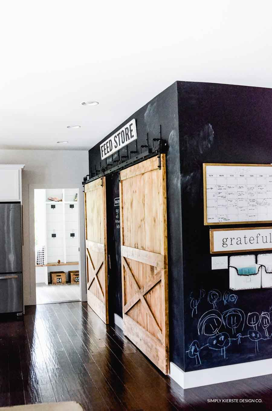 Why I Love My Chalkboard Wall | Kitchen Ideas