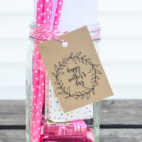 Mother's Day Gift Jar