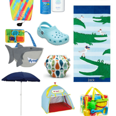 Beach Bag Must Haves for Kids