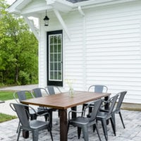 DIY Paver Patio | simply kierste.com