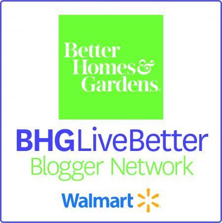 Better Homes & Gardens | Blogger Network  simply kierste.com