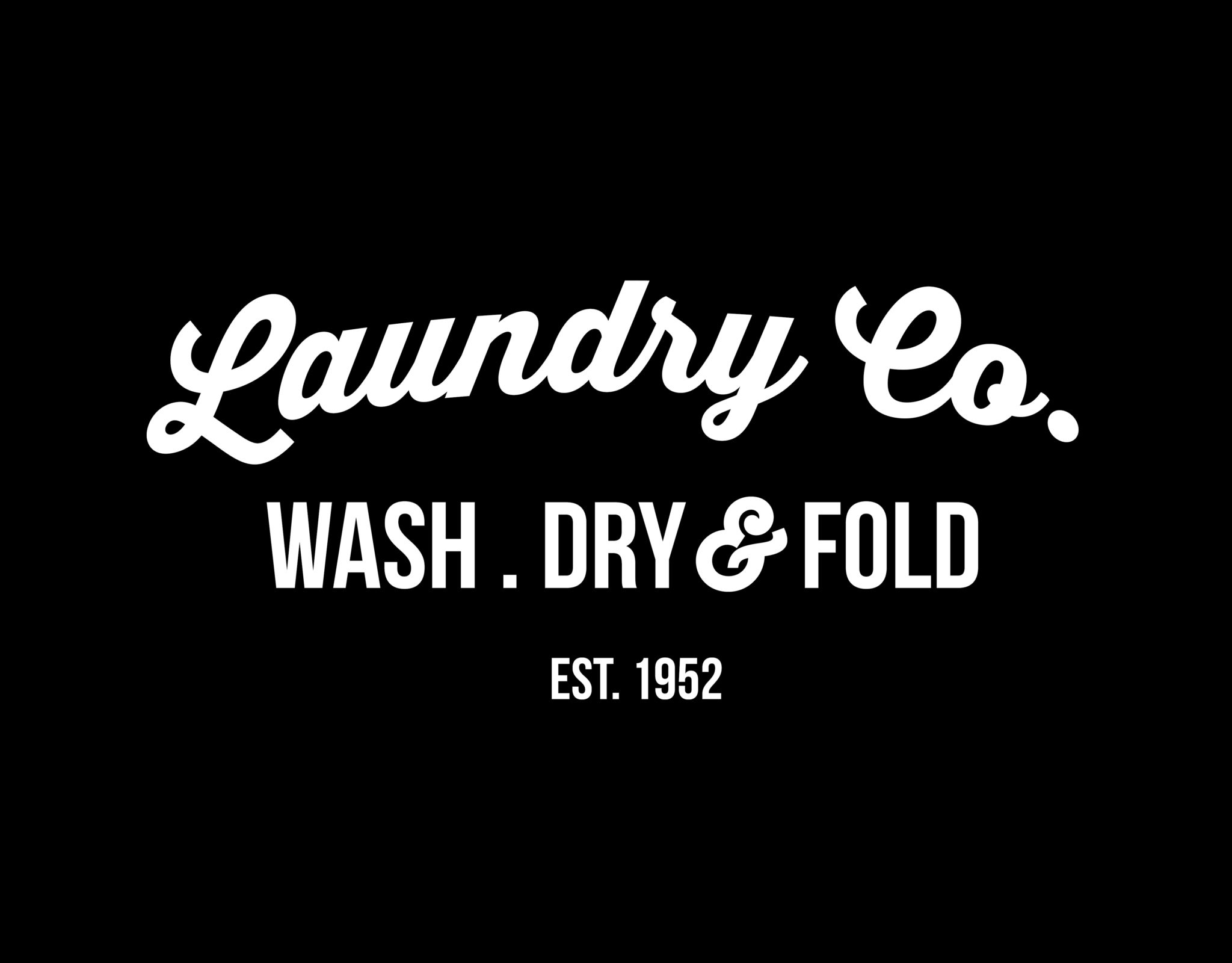 Laundry And Co Sign Free Printable Laundry Sign  Simply Kierste Design Co.