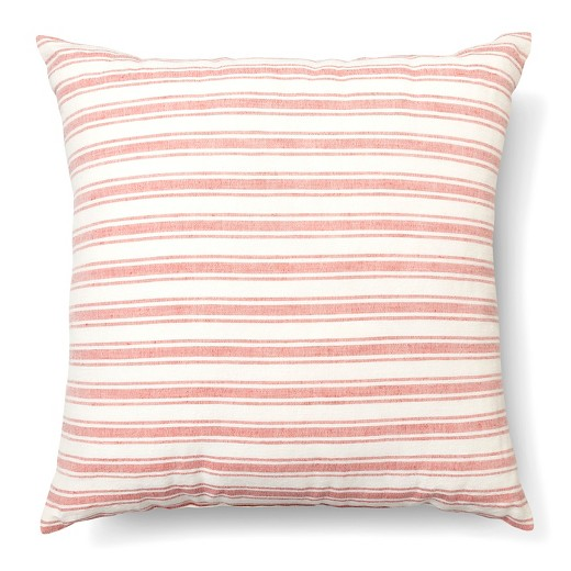 A collection of favorite farmhouse ticking...pillowcases, pillow covers, bedskirts, and more! | oldsaltfarm.com
