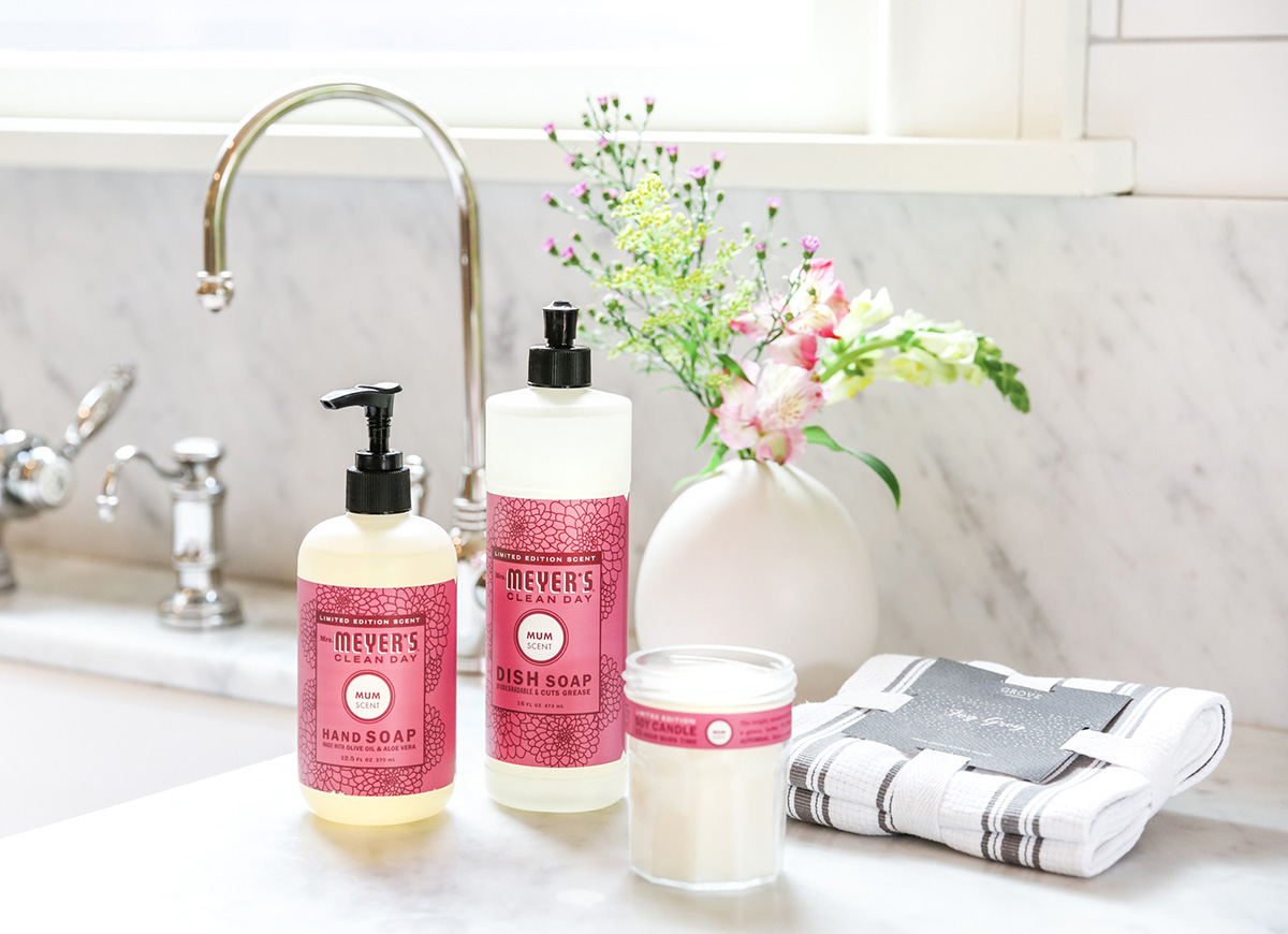 Get FREE Mrs. Meyer's Fall Scents | Apple Cider and Mum | oldsaltfarm.com