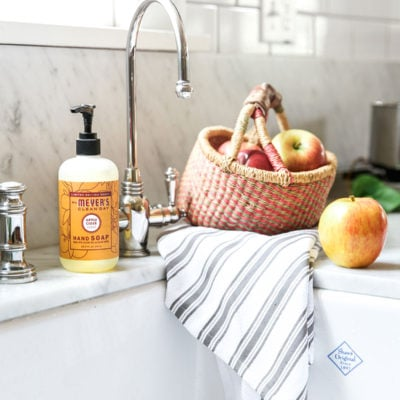 Fall Favorites: FREE Mrs. Meyer's Fall Scents!