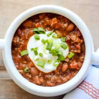 Cozy Taco Soup: Crockpot or Stovetop!