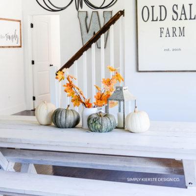 Old Salt Farm: Fall Home Tour 2017