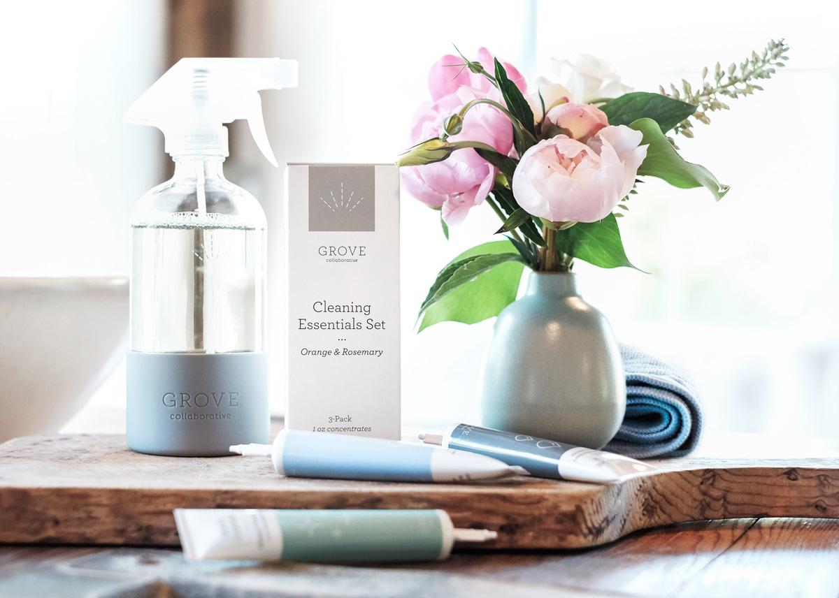 FREE Grove Collaborative Cleaning Concentrates Set | oldsaltfarm.com